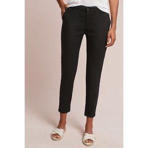 AG The Caden Black Tailored Trouser